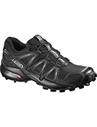 Salomon 萨洛蒙 女 越野跑鞋 SPEEDCROSS 4 W