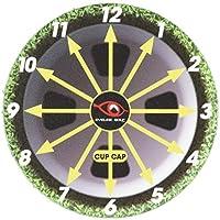 Asahi 高尔夫 可折叠地垫 领口高尔夫 EYELINE GOLF CUP CAP ELG-CC44