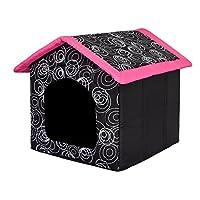 HobbyDog 狗窝,尺寸 1,38x32 厘米,耐用涂层织物,可 30 度水洗,耐划痕,欧盟产品
