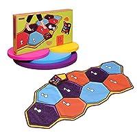 B.Toys 比乐 动感电子音乐地毡 跳舞毯 健身 音乐玩具 3岁+ BX1318Z 婴幼儿童益智玩具 礼物