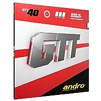 andro(安德鲁) 乒乓球 橡胶 艺术40 GTT40 灯状 内侧软橡胶 112276