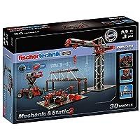 fischertechnik 慧鱼 536622 - 建筑套装 PROFI Mechanic+Static 2