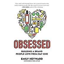 Obsessed: Building a Brand People Love from Day One (English Edition)