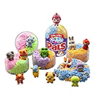 Educational Insights Playfoam Pals 宠物派对,6 件装:惊喜蛋和柔软泡沫玩具