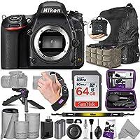 Nikon D750 数码单反相机机身 Altura Photo 高级配件和旅行包