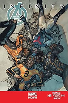 """Avengers (2012-2015) #14 (English Edition)"",作者:[Hickman, Jonathan, Spencer, Nick]"