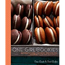 One Girl Cookies: Recipes for Cakes, Cupcakes, Whoopie Pies, and Cookies from Brooklyn's Beloved Bakery (English Edition)