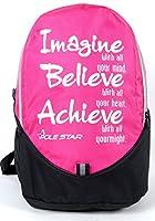 Buddy Iba_Pink Ultra Lite,Duratuff Casual Backpack