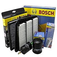 Bosch 博世 新君威2.0L(11-15款)保养套餐君威机油格空滤汽滤壳牌机油博世 机滤 AF0029