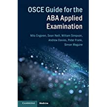 OSCE Guide for the ABA Applied Examination (English Edition)