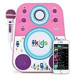 歌唱机 卡拉OK 系统 Purple & pink