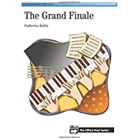 The Grand Finale: Late Intermediate Piano Duet