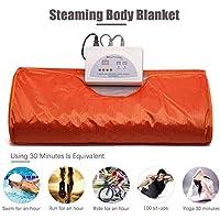 ETE ETMATE 艾特玛特 桑拿毯 2区控制器 塑身衣*专业桑拿*毯 ****机 (橙色)