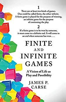 """Finite and Infinite Games (English Edition)"",作者:[Carse, James]"