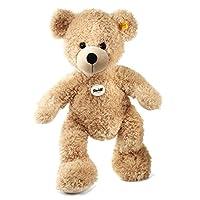 Steiff Fynn泰迪熊毛绒玩具 淡棕色