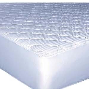 Home Bargains Plus *店条纹 250 支棉超深床垫 白色 全部 COMIN16JU041664