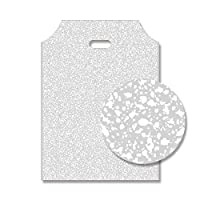 【收银袋不含料】HEKO 生物便携包 100片装 S SPA 白色 #6959302