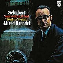 进口LP:舒伯特:钢琴奏鸣曲第21号:流浪者幻想曲-布伦德尔/阿尔弗雷德·布伦德尔(黑胶唱片) Schubert:Piano Sonata No.21/Alfred Brenedel(LP)4789272