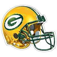 NFL 绿湾包装工队标志头盔磁铁(1 个装)