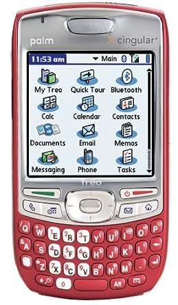palm Treo 680 手机,深红色(AT&T)