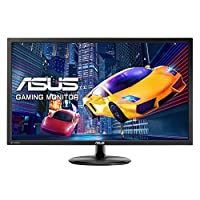 ASUS vp28uqg 英寸4K ULTRA HD 3840x 21601MS 显示端口 HDMI adaptive 同步 freesync 眼部护理游戏显示器