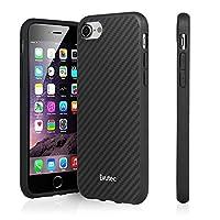 Evutec iPhone 7 AER 防刮薄款手机套轻质保护壳适用于 Apple iPhone 7AP-007-S2-K01 黑色