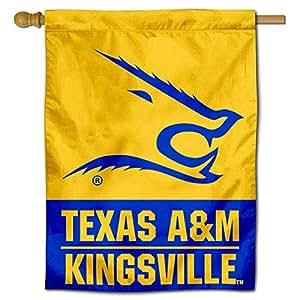 TAMU Kingsville Javelinas 双面房旗