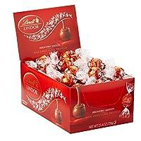 Lindt Chocolate Lindor Truffles 牛奶巧克力松露, Kosher,60个装