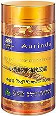 Aurinda 澳琳达 小麦胚芽油750mg/粒*100粒(进口)