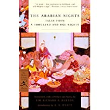 The Arabian Nights: Tales from a Thousand and One Nights (Modern Library Classics) (English Edition)