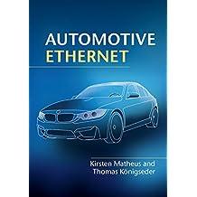 Automotive Ethernet (English Edition)