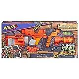 Hasbro 孩之宝 Nerf E6163EU5 NER Zombie Strike Blaster,多色