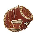Mizuno GPS1T 专业精选棒球训练手手套,25.4cm,左手