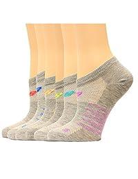 New Balance 男女皆宜 6 双装儿童隐形袜