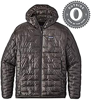 Patagonia M's Micro Puff 男士夹克 灰色(FORGE GREY) S