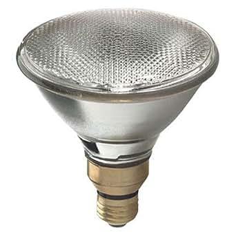 G E Lighting 63202 Flood Light Bulb, Halogen, Indoor/Outdoor Par 38, 60-Watt