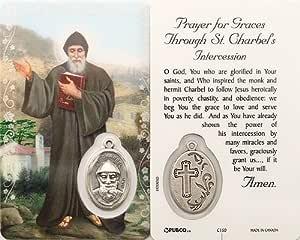 圣查尔伯,祈祷卡