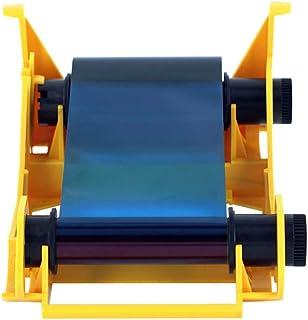 800033-340 丝带,ZXP3 彩色丝带,YMCKO 丝带,适用于 Zebra ZXP 系列 3 ZXP3 卡片打印机,280 张图片