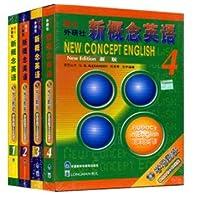 朗文·外研社新概念英语1-4 学习套装 学生用书+CD