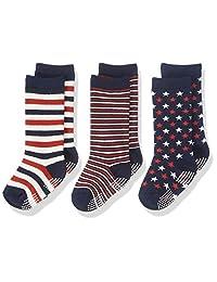 3双装儿童袜子高筒袜 9cm - 14 cm