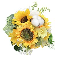 DALAMODA 新娘花束 - A Sunflower-s