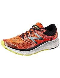 New Balance 男士清新泡沫 1080v6 跑步鞋
