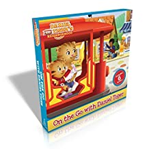 On the Go With Daniel Tiger!: You Are Special, Daniel Tiger! / Daniel Goes to the Playground / Daniel Tries a New Food / Daniel's First Fireworks / Daniel's New Friend / Nighttime in the Neighborhood