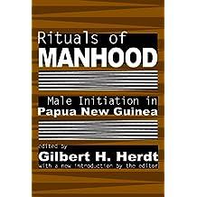 Rituals of Manhood (English Edition)
