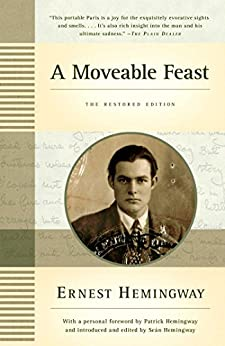 """""""A Moveable Feast: The Restored Edition (English Edition)"""",作者:[Hemingway, Ernest]"""