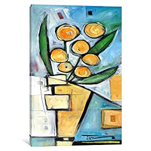 iCanvasART TNG58 Orange Blossom Special Canvas Print by Tim Nyberg, 18 by 12-Inch, 1.5-Inch Deep