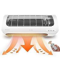 GREE/格力 NBFC-X6021B 暖风机浴室防水电暖器家用壁挂电暖气带遥控电暖器