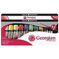 Georgian Oil Studio套装 带刷子