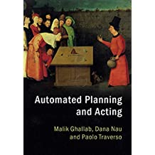 Automated Planning and Acting (English Edition)
