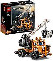 LEGO 乐高 拼插类玩具 机械组 车载式吊车 启蒙玩具 42088 男孩 积木玩具